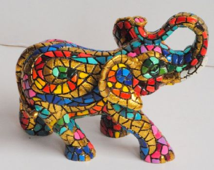 Barcino Designs Carnival Elephant 40969)